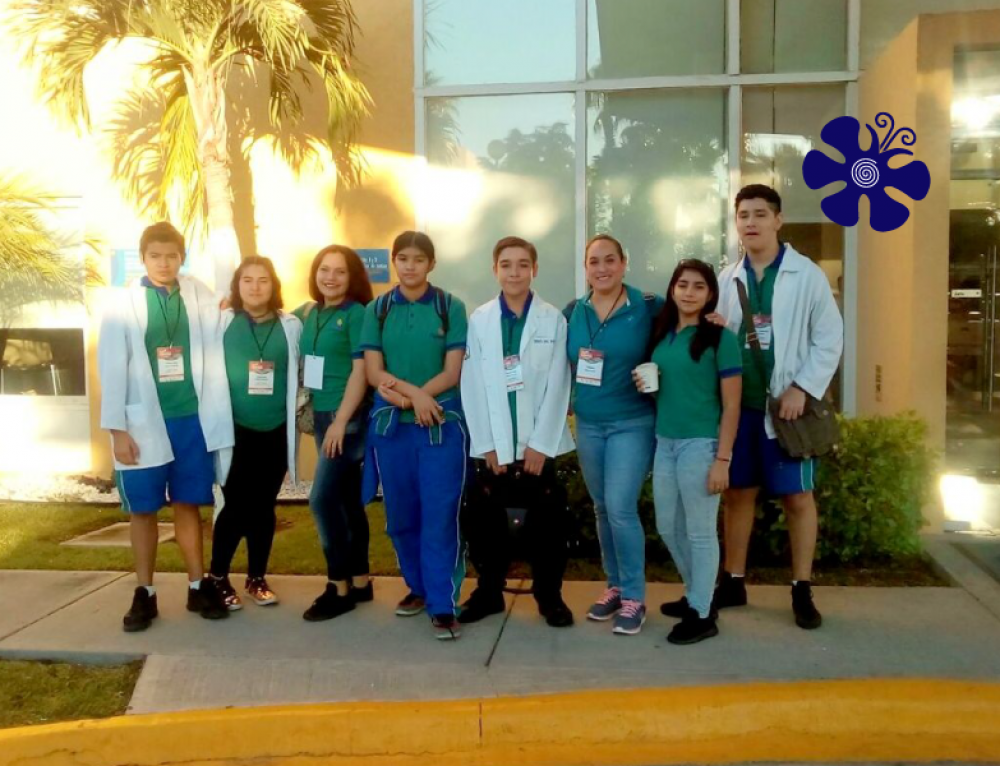 Llegamos a ExpoGenios 2017