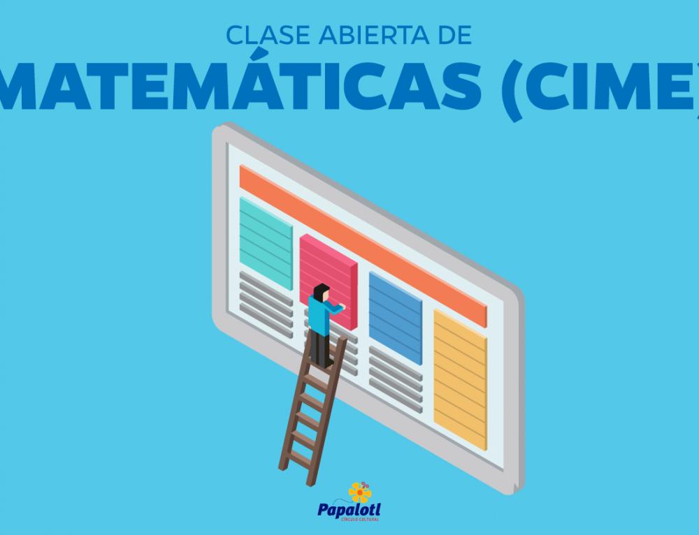 CLASE ABIERTA DE MATEMÁTICAS. P3