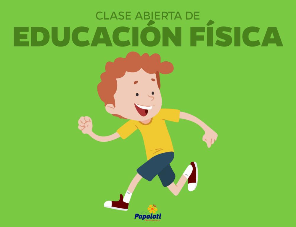 CLASE ABIERTA DE EDUCACIÓN FÍSICA. P2